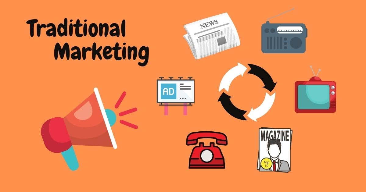 Traditional Marketing for small business in Houston Tx