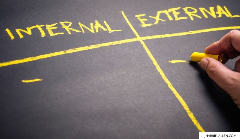 internal and external linking for small business SEO