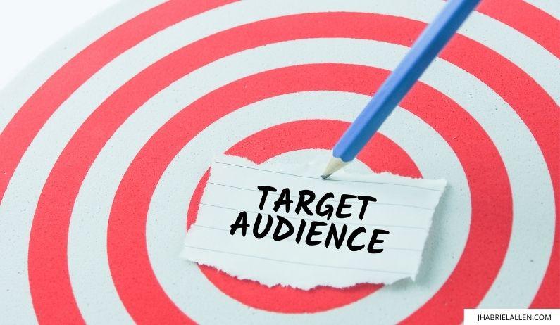 target audience marketing houston tx