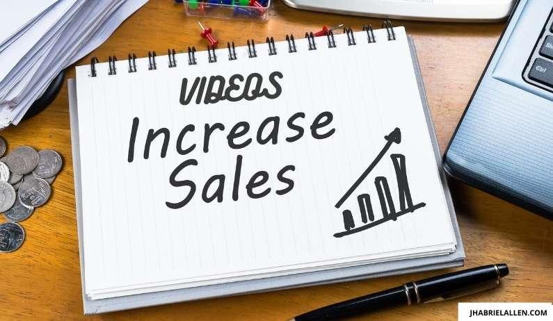 video marketing affects on sales