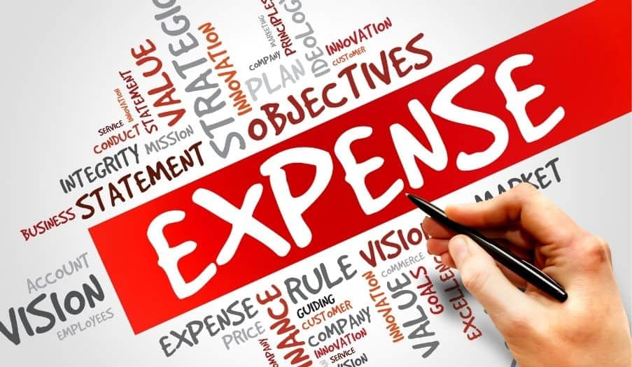 average expense of a markering consultant